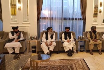 Κατάρ: Αντιπροσωπεία των Ταλιμπάν ολοκλήρωσε τις συνομιλίες με αντιπροσωπεία των ΗΠΑ
