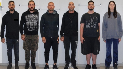Αυτά είναι τα μέλη της σπείρας που έκλεβαν Smart και πωλούσαν κοκαΐνη