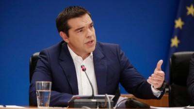 Τσίπρας: Η χώρα έχει έναν πρωθυπουργό που υποτιμά τη νοημοσύνη των Ελλήνων