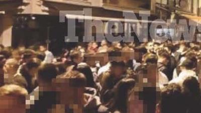 «Σείεται» ο Βόλος από τα κορωνοπάρτι - Γείτονες έριχναν νερά από μπαλκόνια για να φύγει το πλήθος