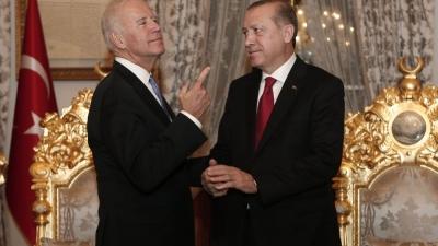 O Biden αγνοεί τον Erdogan: Δεν έχει ανταποκριθεί σε τηλεφώνημα του Τούρκου προέδρου