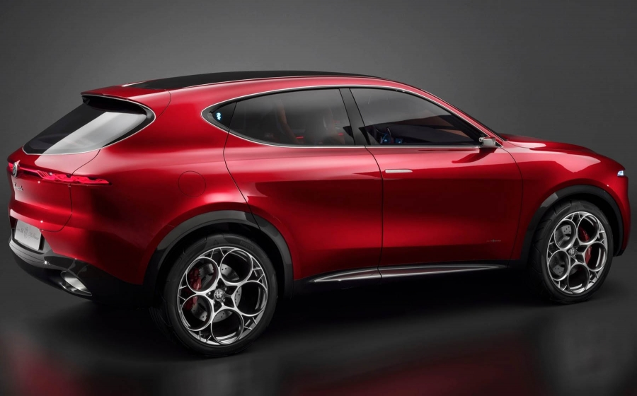H Alfa Romeo Tonale θα παρουσιαστεί επίσημα τον Σεπτέμβριο