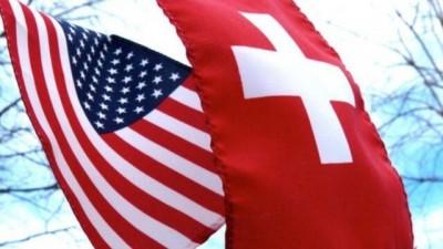 Ξαφνική... επίθεση ΗΠΑ στην Ελβετία: Χειραγωγεί το φράγκο, ενισχύει τις εξαγωγές της