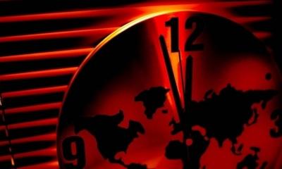 Το ρολόι της Αποκάλυψης ετοιμάζεται να χτυπήσει... μεσάνυχτα - 100 δευτερόλεπτα πριν την καταστροφή