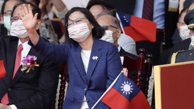 Ταϊβάν: Καμία υποχώρηση έναντι των πιέσεων της Κίνας – Στην πρώτη γραμμή υπεράσπισης της Δημοκρατίας
