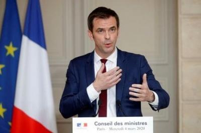 Κορωνοϊός: 186 νεκροί μόλις σε ένα 24ωρο στη Γαλλία - 860 συνολικά