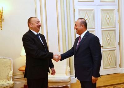 Στο Αζερμπαΐτζάν ο Τούρκος ΥΠΕΞ μετά τη στήριξη της Ρωσίας στην Αρμενία