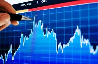 Eγχώρια ανατιμητική κερδοσκοπία σε τράπεζες +12% και ΧΑ +2,53% στις 610 μον. κόντρα στις χαμηλές προσδοκίες της Συνόδου - Στο 2,32% το 10ετές