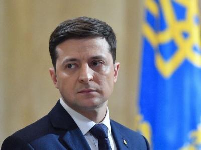 Ουκρανία: Προς ευρεία νίκη του κόμματος του προέδρου Zelensky στις πρόωρες βουλευτικές εκλογές