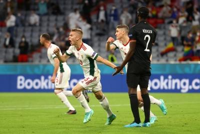 Γερμανία – Ουγγαρία 1-2: Σοκ στο «Αλιάνζ Αρένα», ισοφαρίστηκαν και προηγήθηκαν στο λεπτό οι Ούγγροι! (video)