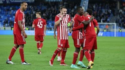 Europa League, Σλόβαν Μπρατισλάβας – Ολυμπιακός 2-2: Τσέκαρε το «εισιτήριο» για τους ομίλους με χορταστικό ματς