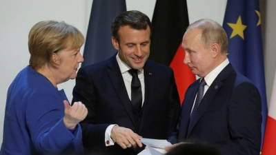 Γαλλία και Γερμανία προτείνουν Σύνοδο Κορυφής ΕΕ -  Ρωσίας, μετά τη συνάντηση Putin - Biden