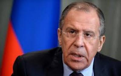 Lavrov (ΥΠΕΞ Ρωσίας): Οι μονομερείς ενέργειες των ΗΠΑ στο Ιράν και τη Συρία εξόργισαν την Τουρκία