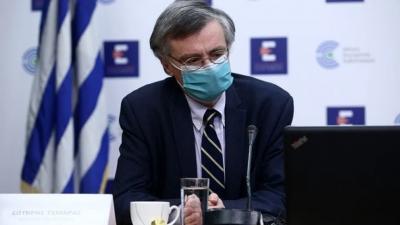 Επικοινωνία Τσιόδρα με Ισραήλ: Ξεκινά η κλινική έρευνα σε νοσοκομείο της Ελλάδας για το ισραηλινό φάρμακο