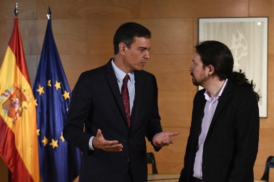 Ισπανία: Σε νέες συνομιλίες καλεί τον Sanchez ο Iglesias
