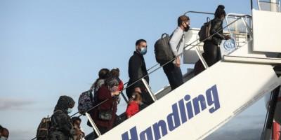 Αναχώρησαν για Γαλλία από το αεροδρόμιο «Ελ. Βενιζέλος» 106 αιτούντες διεθνή προστασία