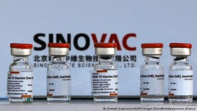 Ταϊλάνδη: Εγκαταλείπει το Sinovac, δεύτερη δόση με AstraZeneca