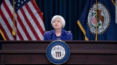 Αμοιβές ύψους 7 εκατ. δολαρίων έλαβε η Jenet Yellen για ομιλίες της στις τράπεζες της Wall Street