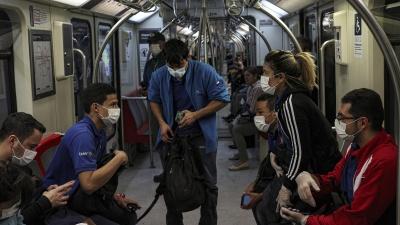 Πορτογαλία – κορωνοϊός: Υποχρεωτική η μάσκα στα Μέσα Μεταφοράς