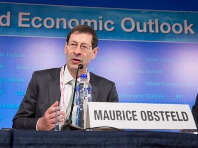 Obstfeld (ΔΝΤ): Αυξάνονται οι κίνδυνοι για την παγκόσμια ανάπτυξη