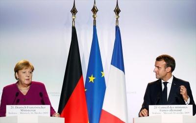 Merkel και Macron πρόθυμοι να συζητήσουν με Putin και Erdogan μια πολιτική λύση για τη Συρία