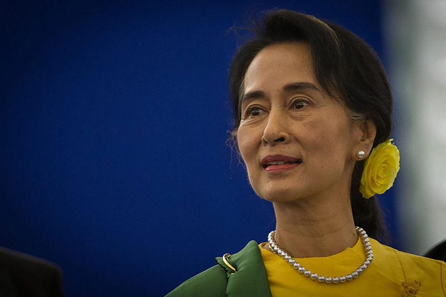 Μιανμάρ: Σε κατ' οίκον περιορισμό τέθηκε η Aung San Suu Kyi