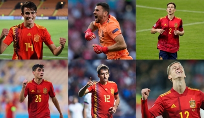 Από την Ευρώπη στο Τόκιο: Οι έξι ποδοσφαιριστές που αγωνίστηκαν στο EURO και «πετάνε» για Ολυμπιακούς!