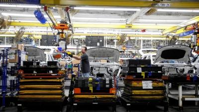 ΗΠΑ: Απροσδόκητη πτώση στη βιομηχανική παραγωγή τον Ιούνιο (0,1%), πλήγμα από την έλλειψη ημιαγωγών