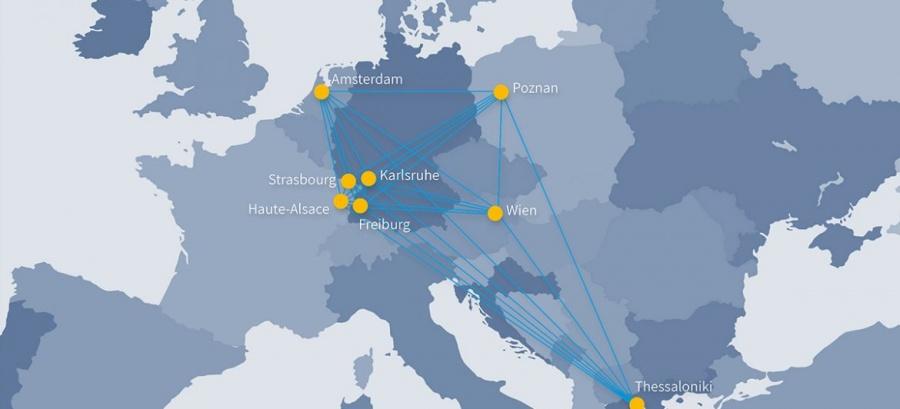 Αποτέλεσμα εικόνας για Ευρωπαϊκό Πανεπιστήμιο EPICUR απθ
