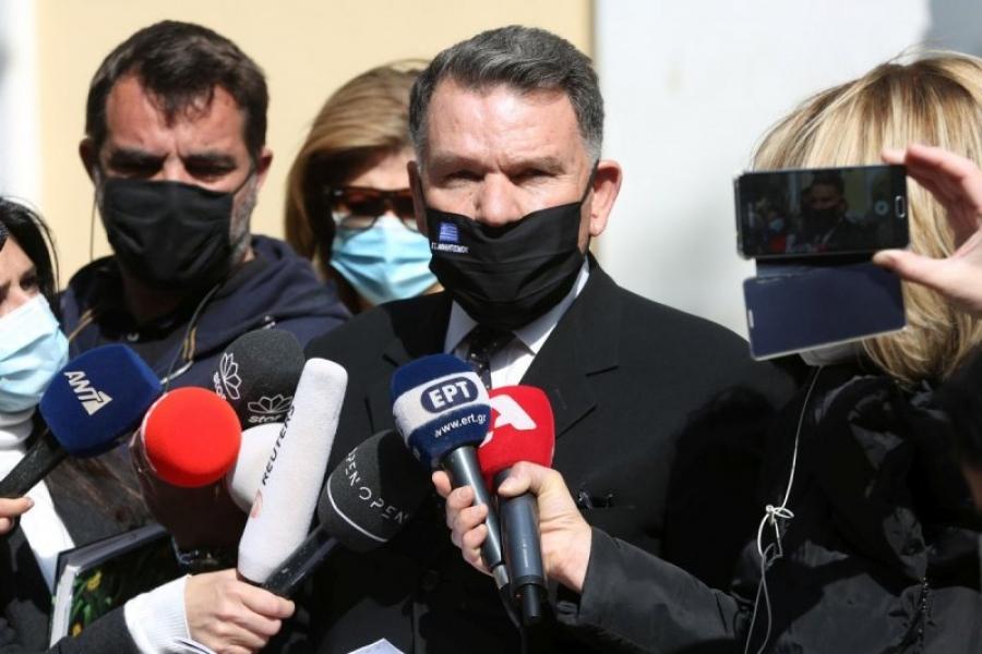 Κούγιας: Πλήρωσα 7 ευρώ για φωτοτυπίες της δικογραφίας Λιγνάδη - Τόσο... σοβαρή είναι η υπόθεση
