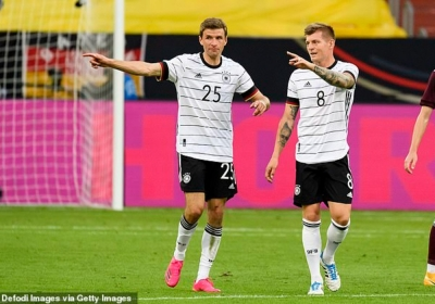 Η σειρά του Κρος να… βγει, για να μείνει στην Γερμανία ο Τόμας Μίλερ!