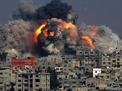 Ισραήλ: Βομβαρδισμοί στη Λωρίδα της Γάζας – Αντίποινα για τους εμπρηστικούς μηχανισμούς… σε μπαλόνια