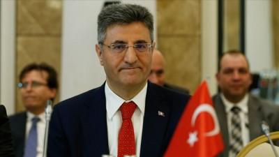 Τούρκος πρέσβης στο Βερολίνο: Το Αιγαίο δεν είναι ελληνική λίμνη - Επίθεση στον Macron