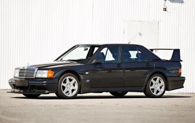 Πωλείται μία σπέσιαλ Mercedes-Benz 190E 2.5-16 Evolution II