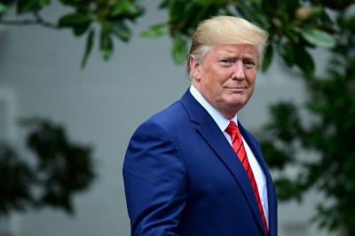 Δημοσκόπηση Ipsos: Το 71% των Αμερικανών «δείχνει» Trump για την εισβολή στο Καπιτώλιο