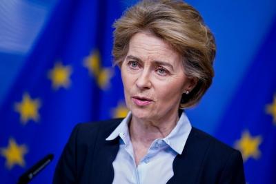 Ursula von der Leyen: Η ΟLAF ερευνά την παράνομη πώληση εμβολίων