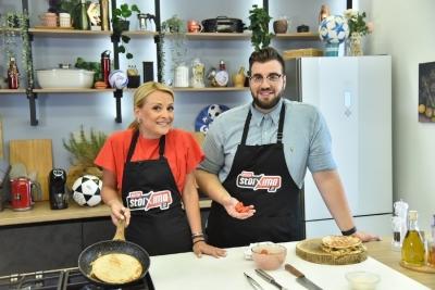 Το Cookball League του ΟΠΑΠ αναλύει …γευστικά τον αγώνα Ουκρανία - Αγγλία
