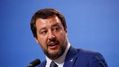 Salvini: Οι κανόνες της ΕΕ πρέπει να αλλάξουν, όποιος και αν επιλεχθεί για τα αξιώματα