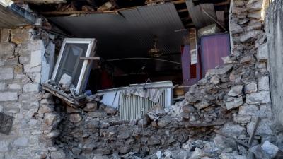 Νέος, ισχυρός σεισμός 5,2 Ρίχτερ στην Ελασσόνα