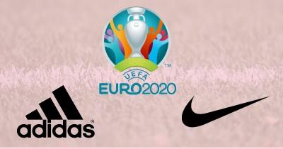 Adidas Vs Nike: «Η μάχη γιγάντων στο EURO 2020»