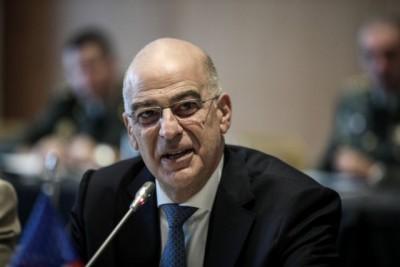Δένδιας (ΥΠΕΞ): Το 2020 «μεγαλώσαμε» την Ελλάδα, με συντονισμένες προσπάθειες και διεθνείς συμφωνίες
