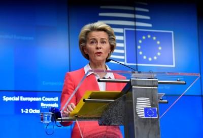 Politico: Η der Leyen (ΕΕ) έχει ακυρώσει την αμφιλεγόμενη σύμβαση με εταιρεία δημοσίων σχέσεων