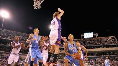 NBA: Καλοβλέπει την επαναφορά των αγώνων σε ανοιχτά γήπεδα