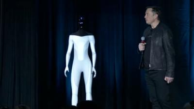 Ο Elon Musk αποκαλύπτει το ανθρωποειδές ρομπότ - Θα είναι φιλικό, με ύψος 1,73 εκ. και θα κάνει χειρωνακτικές δουλειές