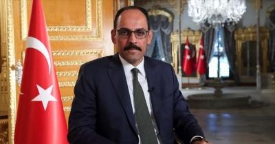 Kalin (Τουρκία): Δεν κάνουμε πίσω για τους S-400, παρά τις κυρώσεις από τις ΗΠΑ