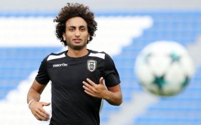 Για σεξουαλική παρενόχληση κατηγορείται ο ποδοσφαιριστής του ΠΑΟΚ Amr Warda