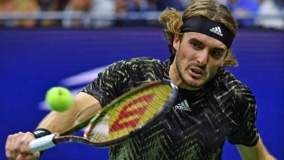 Τσιτσιπάς: Ο πιο γρήγορος «πενηντάρης» στην ιστορία του US Open!