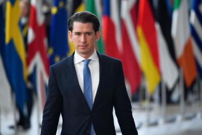 Kurz (Αυστρία): Απορρίπτει την πρόταση που συζητείται στη Σύνοδο Κορυφής