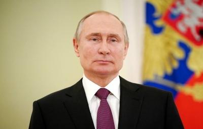 Putin: Συλλογική ανοσία στη Ρωσία έναντι της covid έως το φθινόπωρο