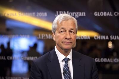 Σφοδρή επίθεση Dimon (JP Morgan) σε Biden - «Το να πετάς χρήματα αλόγιστα δεν είναι πολιτική»